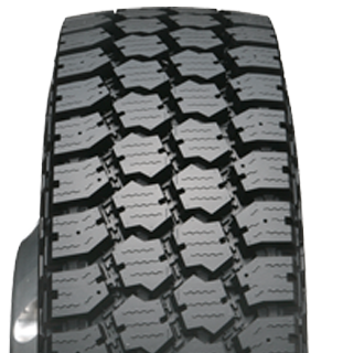 CD Grappler tire front view