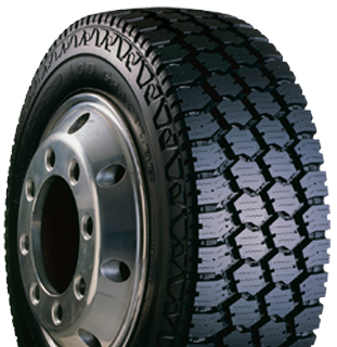 CD Grappler tire right view