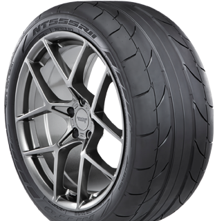 Nitto Drag Tire- Right Side