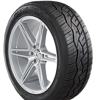 Nitto NT420V tire right view