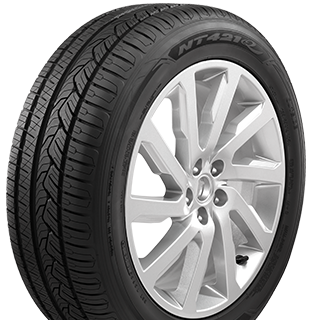 NT421Q tire picture - left view