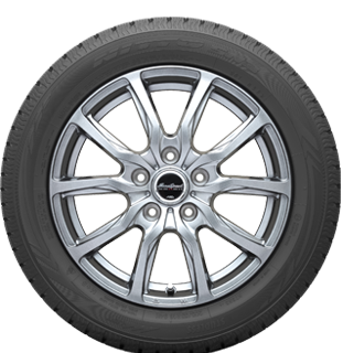 Nitto winter SN3 tire picture - side