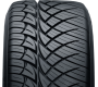 tread pattern of Nitto's all season pickup truck and suv tire