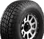 Nitto's light truck all terrain tire has dual sidewall designs