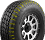 lateral voids in Nitto's all terrain light truck tire