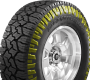 Nitto's commercial all weather light truck tire has large sidewall lugs