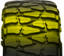 extreme terrain light truck mud tire puncture resistance