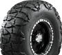 Sidewall of Nitto's extreme terrain light truck mud tire