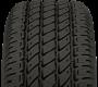 tread blocks of Nitto's highway light truck tire