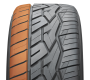 Outer blocks of Nitto's CUV and SUV performance tire