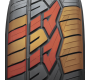 Tread pattern of Nitto's SUV and CUV performance tire
