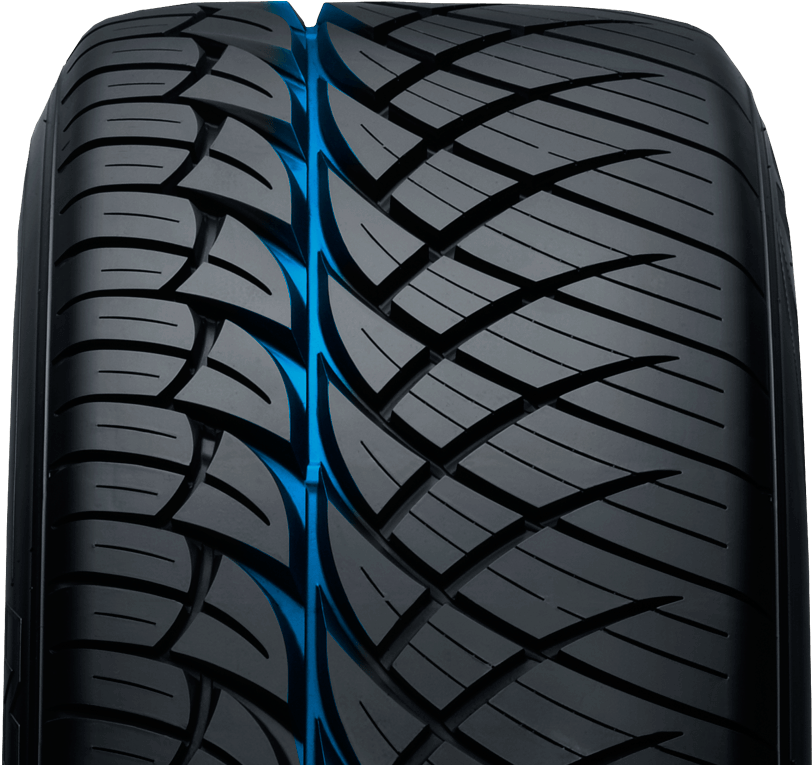 centre grove of Nitto's pickup truck and suv tire