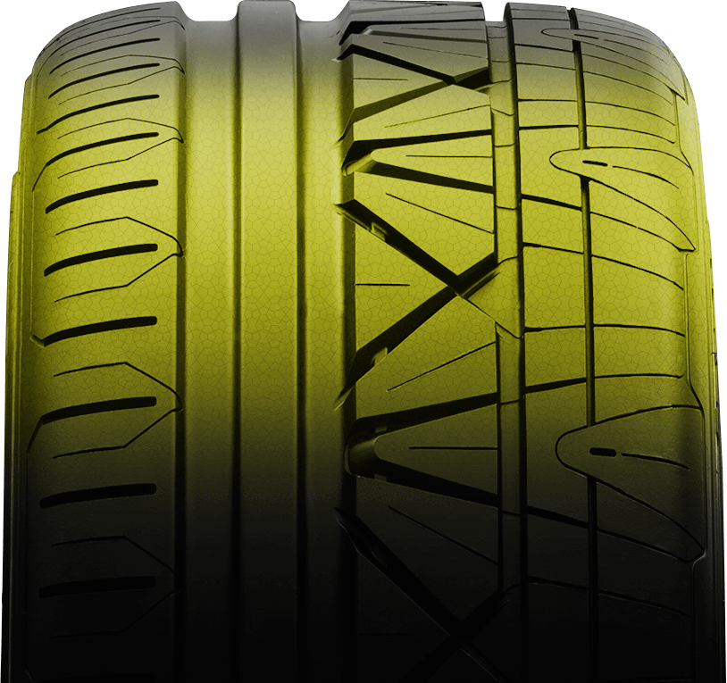 compound of Nitto's luxury performance tire