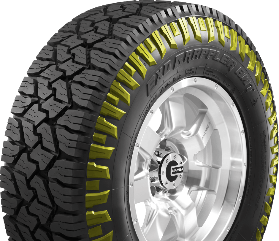 Additional sidewall strength and puncture resistance